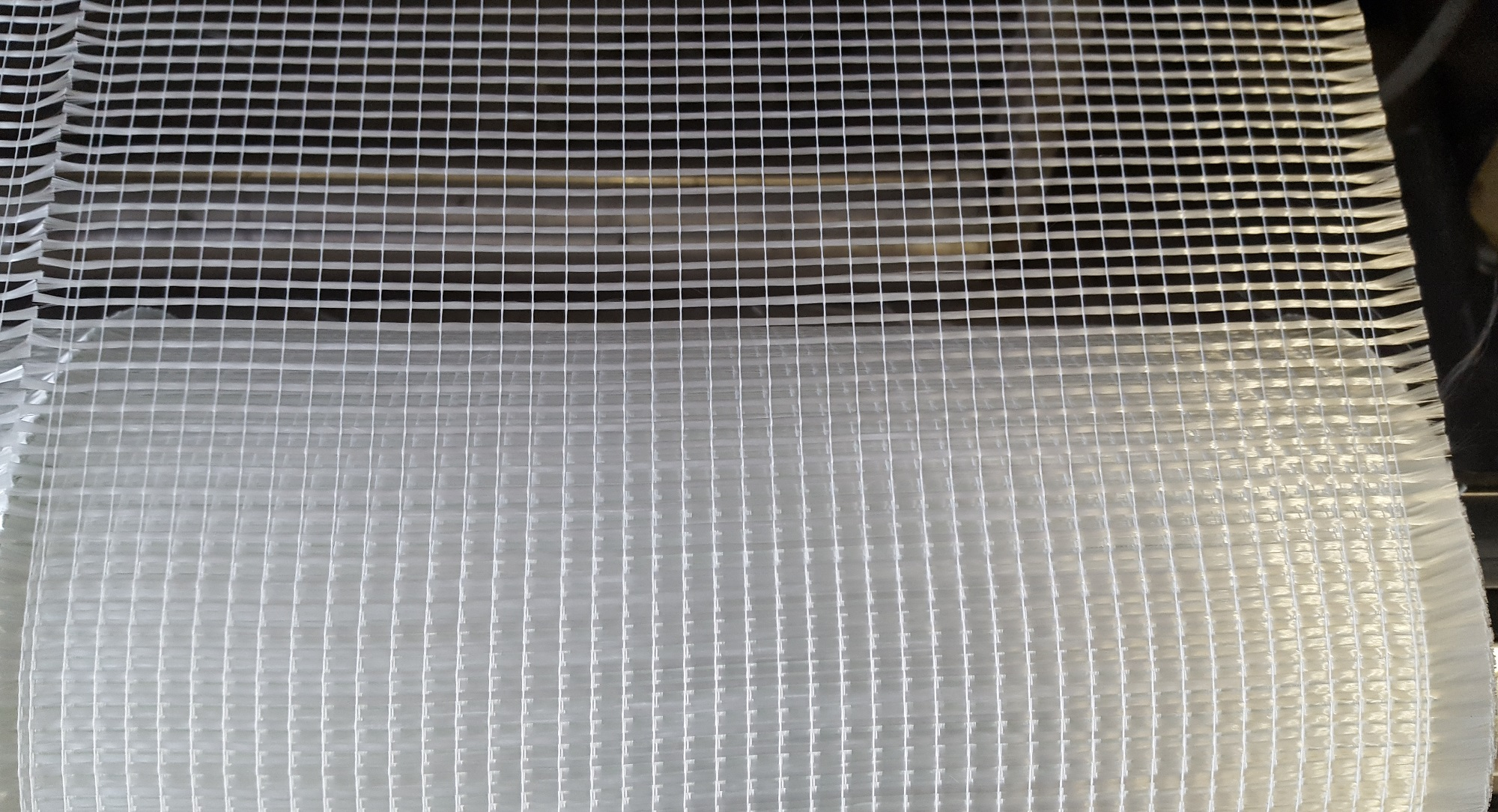 Mesh ecru fabric tape UTPR 90/23